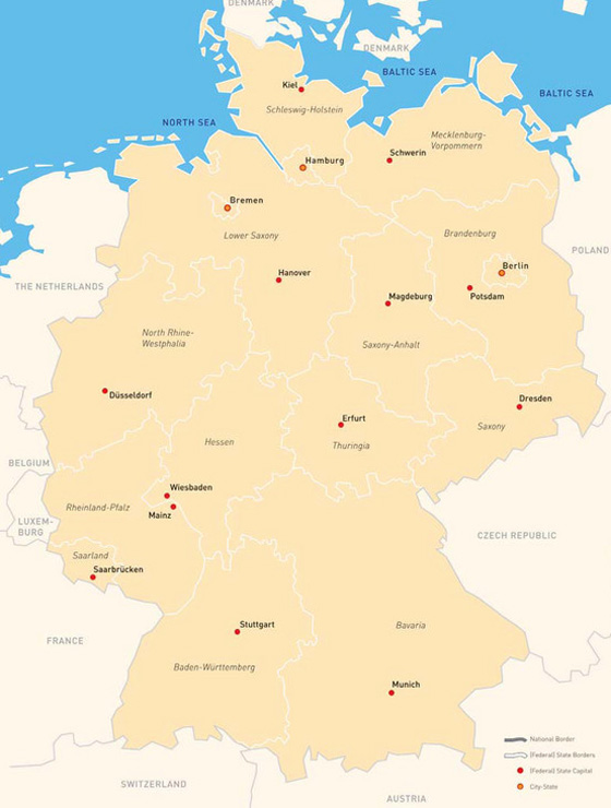 German map Wise Business Group