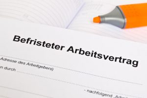 قرارداد استخدام در آلمان